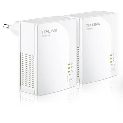 Комплект сетевых адаптеров TP-Link TL-PA2010KIT: описание, характеристики