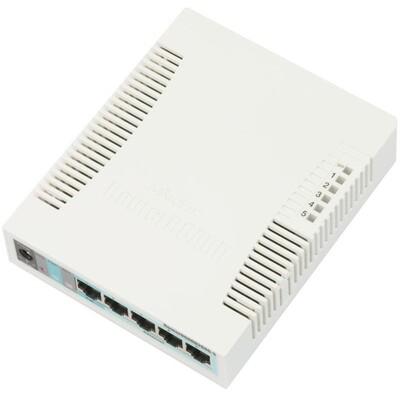 Коммутатор MikroTik RB260GS: описание, характеристики