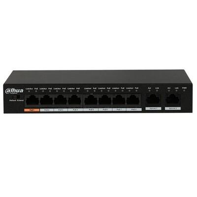 Коммутатор PFS3010-8ET-96: описание, характеристики