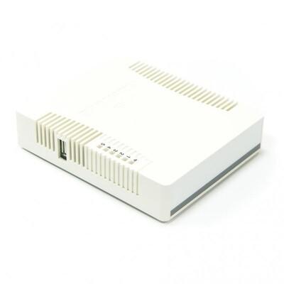 Роутер MikroTik RB951Ui-2HnD: описание, характеристики