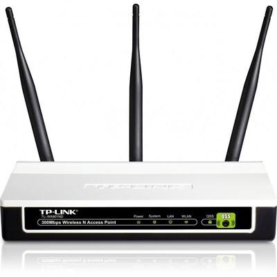 Точка доступа TP-Link TL-WA901ND: описание, характеристики