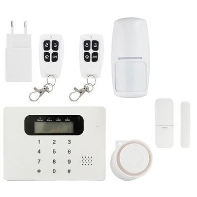 PoliceCam GSM 30C Base: описание, характеристики
