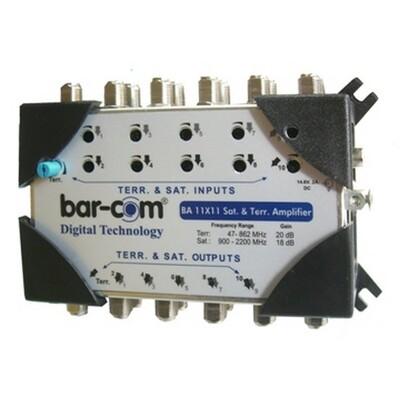 Barcom BA-17X17: описание, характеристики