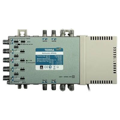Мультисвитч Terra MR908L: описание, характеристики