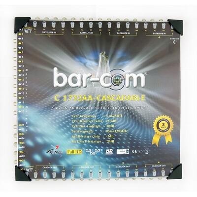Barcom E 1732L AA-PS мультисвич оконечный: описание, характеристики