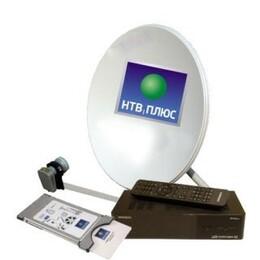 Спутниковая антенна НТВ (комплект оборудования)