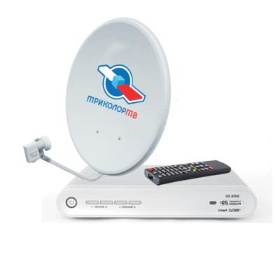 Спутниковая антенна Триколор ТВ (комплект оборудования): описание, характеристики