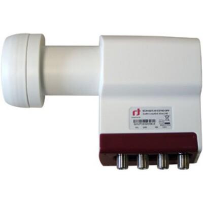 Спутниковый конвертор Inverto Quattro Red Extend: описание, характеристики