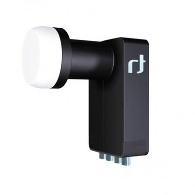 Спутниковый конвертор Inverto Quad Black Ultra: описание, характеристики