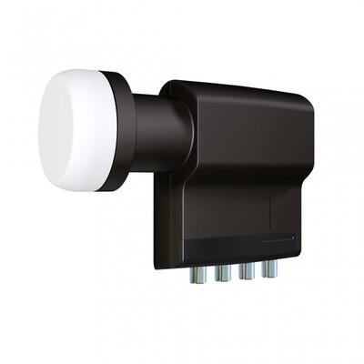 Спутниковый конвертор  Inverto Quadro Black Premium: описание, характеристики