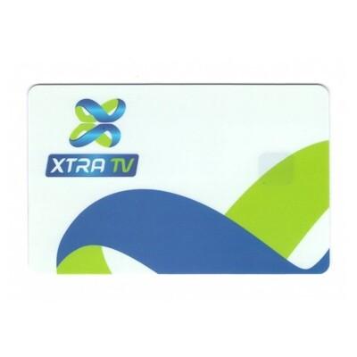 Карта условного доступа Xtra TV: описание, характеристики