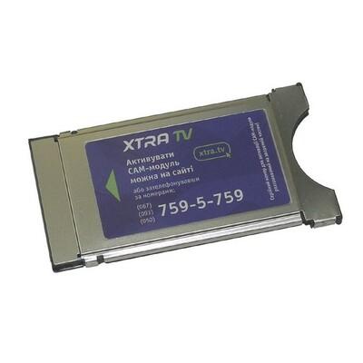 Модуль Xtra ТВ CAM CI+: описание, характеристики