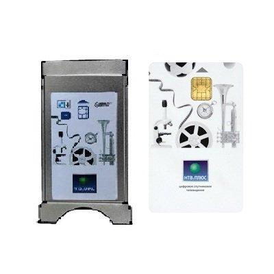 Модуль НТВ Ci+ Cam Smit+ с картой доступа: описание, характеристики