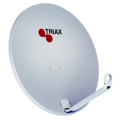 Спутниковая антенна TRIAX 0.78: описание, характеристики