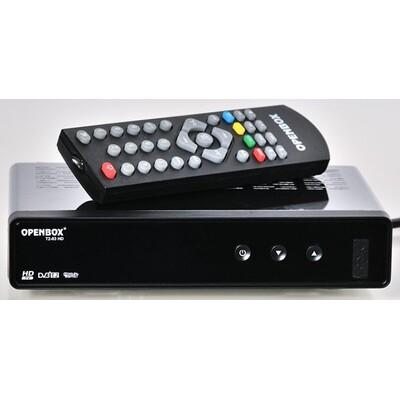 Ресивер Openbox T2-03 HD: описание, характеристики