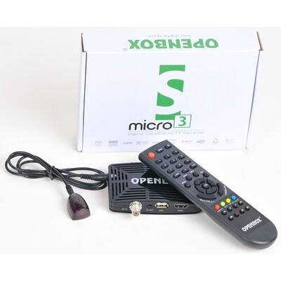 Openbox S3 Micro: описание, характеристики