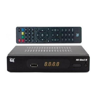 GI HD Slim 2M: описание, характеристики