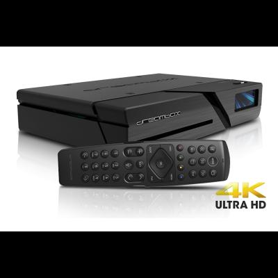 Dreambox Two UHD 4K: описание, характеристики