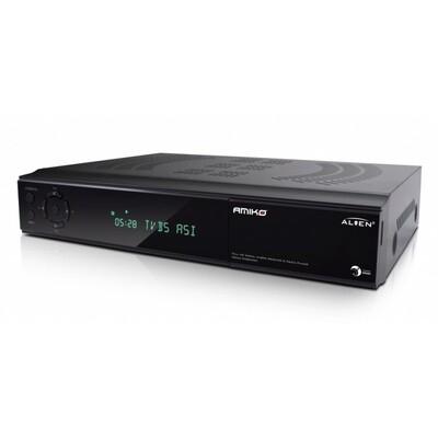 Спутниковый HD ресивер Amiko Alien 2 TRIPL: описание, характеристики