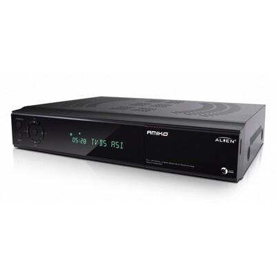 Спутниковый HD ресивер Amiko Alien 2 Twin: описание, характеристики
