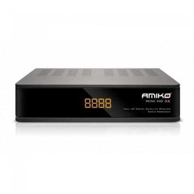 Спутниковый HD ресивер Amiko Mini HD: описание, характеристики
