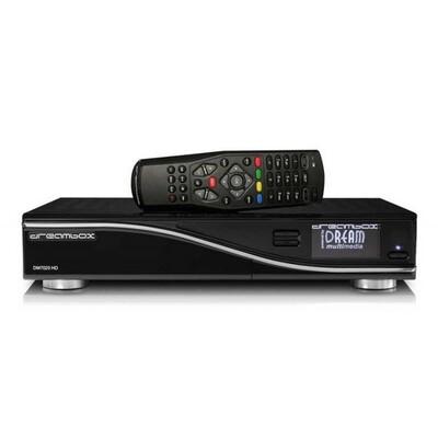Спутниковый ресивер Dreambox DM 7020HD: описание, характеристики