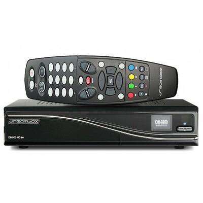 Спутниковый HD ресивер Dreambox DM 800HD Se: описание, характеристики