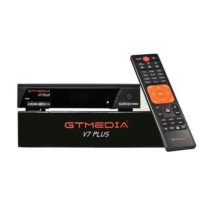 GTmedia V7 Plus T2/S2: описание, характеристики