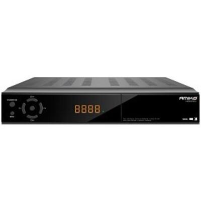 Спутниковый HD ресивер Amiko HD 8250: описание, характеристики