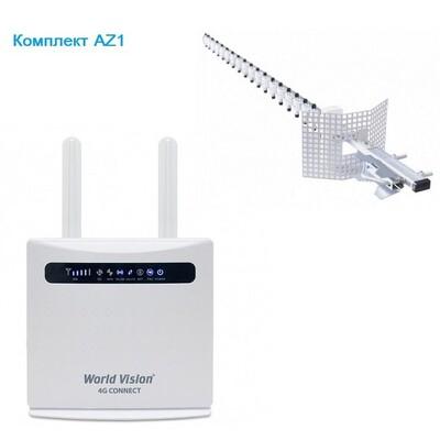 Комплект 4G Загородный AZ1: описание, характеристики