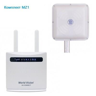 Комплект 4G Загородный MZ1: описание, характеристики