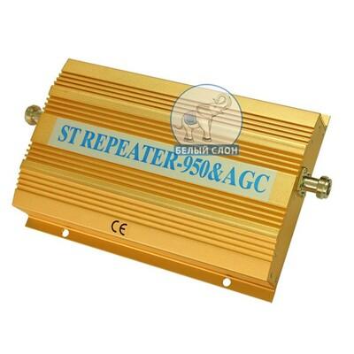 Усилитель сотового сигнала GSM ST-950: описание, характеристики