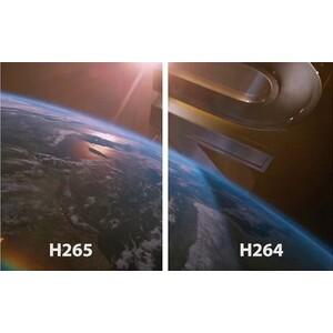 Сравнительная характеристика кодеков H.264 и H.265>