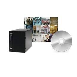 Сетевой видеорегистратор NE-2020 NUUO NVR mini 2