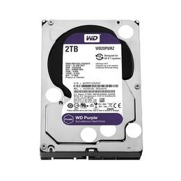 Внутренний жесткий диск WD Purple 2TB WD20PURZ